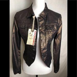 Union Bay Bronze Jacket M NWT